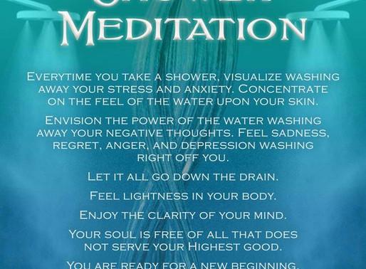 Mindfulness May  - week 4