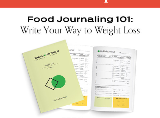 Food Journaling 101: Write Your Way toWeight Loss
