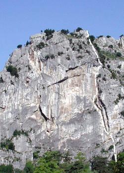 Diedro Stenico anticima del Colodri