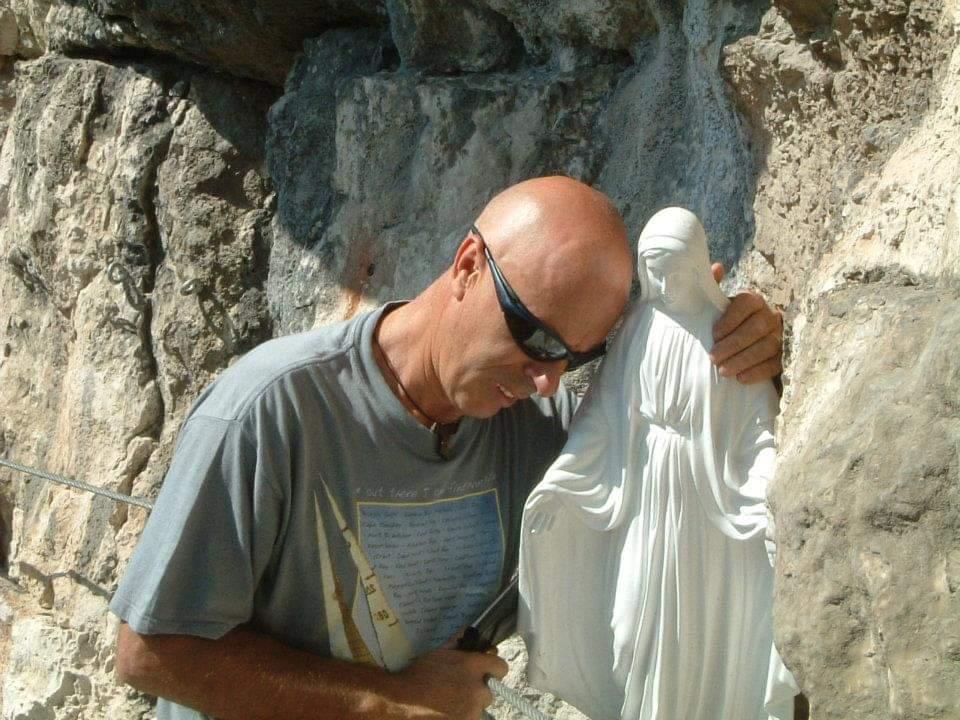 Giuliano e la Madonnina
