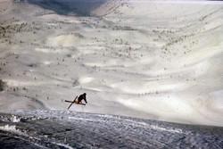 Giuliano con gli sci