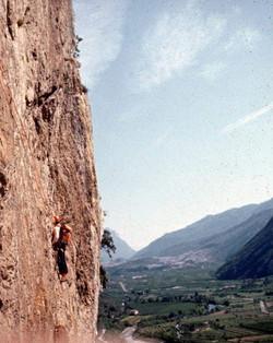 Apertura via Katia monte Colodri