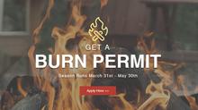 Regulations forResidential Open Burning