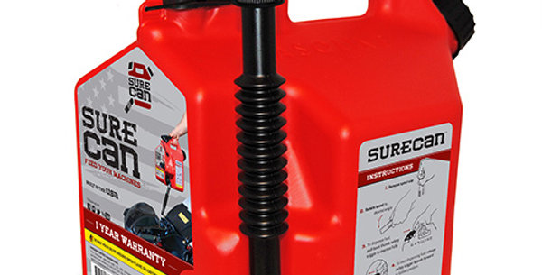 2.2 Gallon Gasoline SureCan