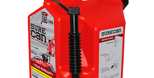 5 Gallon Gasoline SureCan