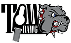 Tow Dawg Logo White Outline.png