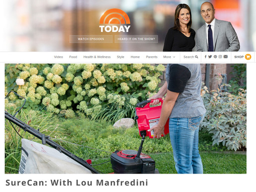 SureCan On The TODAY Show