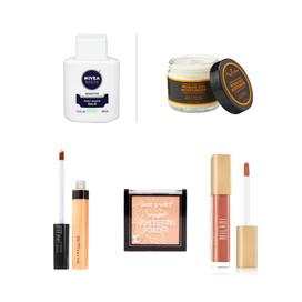 5 Current Affordable Beauty Favorites