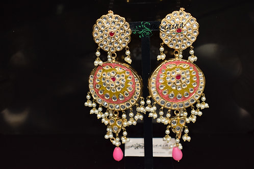 Meena Earrings SZER2