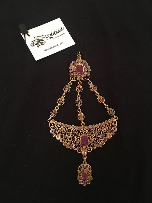 Zoe 22k Gold plated Jhumar.