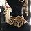 Thumbnail: Raheema 22k Gold plated Handcrafted Bridal Set.