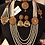 Thumbnail: Sahiba Choker and Necklace Bridal Set