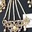 Thumbnail: Subh 22k Gold plated Jhumer.