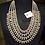 Thumbnail: Harmony 24k Gold Plated real Zircon and Pearls Mala
