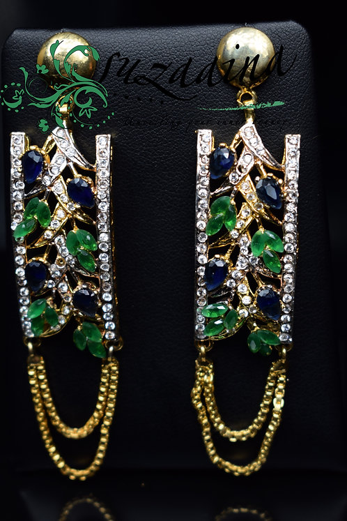 Suhana 22k Gold plated Earrings