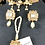 Thumbnail: Jarnila1 22k Gold plated Handcrafted Kundan Choker Set.