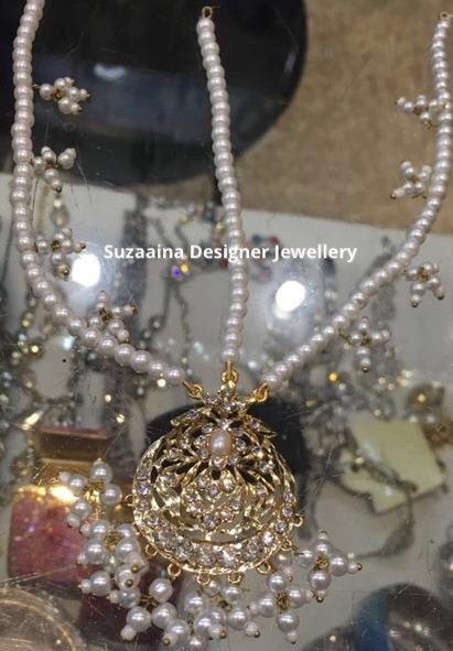 Cami 22k Gold plated Matha Patti Tikka .