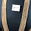 Thumbnail: Reemal 22k Gold plated Kundan Mala Set.
