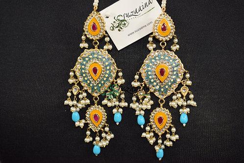 Meena Earring SZER1