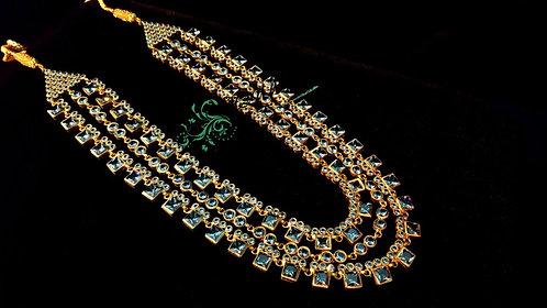 Mome Mala 22k Gold plated Handcrafted Mala.