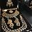 Thumbnail: Mahrukh 24k Gold plated Bridal Set with Nayaab