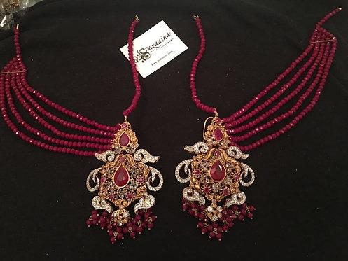 Malika Saharey Earrings