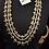 Thumbnail: Nayaab 22k Gold plated Handcrafted  Mala .