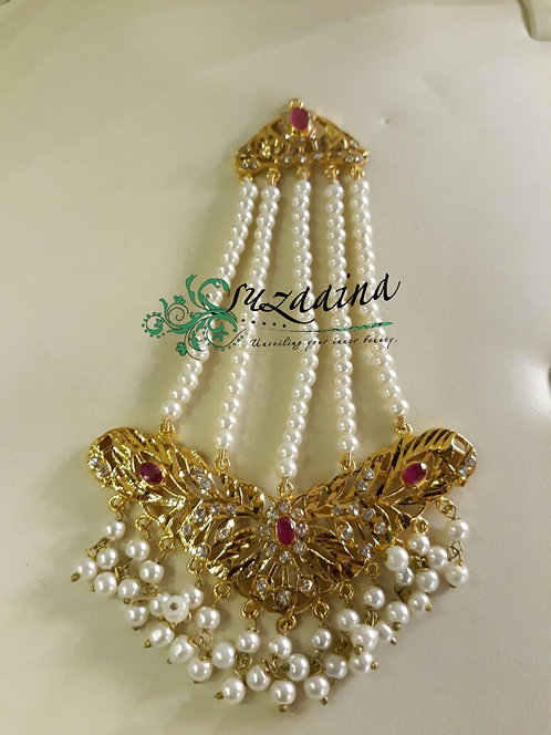 Humna 22k Gold plated Jhumer