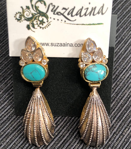 Banushi Antique Earrings.