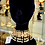 Thumbnail: Diana 24k Gold plated Handcrafted Kundan and Pearls Choker Set.