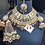 Thumbnail: Mahrukh 24k Gold plated Handcrafted Kundan Bridal Set
