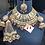 Thumbnail: Mahrukh 24k Gold plated Handcrafted Kundan Bridal Set