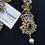 Thumbnail: Belaash 22k Gold Plated Handcrafted Earrings