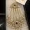 Thumbnail:  Snober 22K Gold plated Handcrafted Thappa Kundan Jhumer.