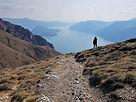 sentiero corna trentapassi lago d'iseo.j