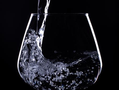 Produkt fotografija - čaša