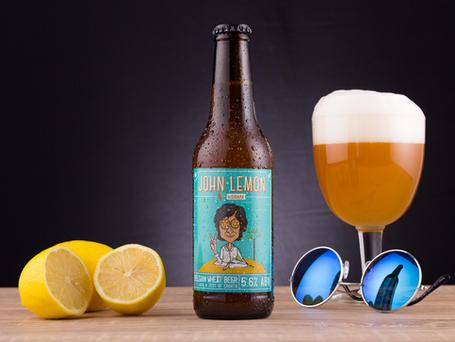 Produkt fotografija pivske boce