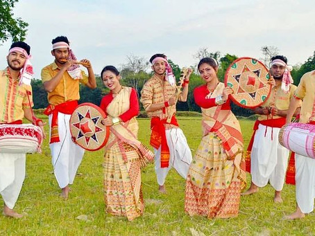 New Year Celebrations in Different Regions of India