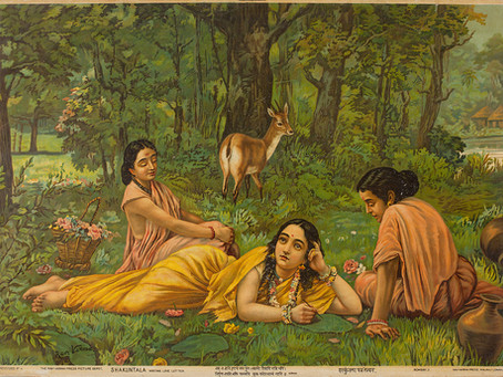 Deciphering Shakuntala: Mahabharata v/s Kalidasa