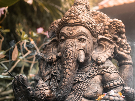 Why is Lord Ganesha known as Ekdant?