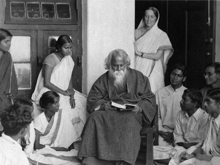 Gurudev Rabindranath Tagore was a Visionary Leader. Here's why.