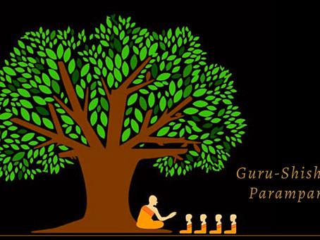 Guru-Shishya Parampara: An Introduction to the Ancient Indian Education System