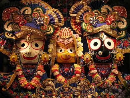 Everything You Need to Know About Lord Jagannath And The Sacred Rath Yatra of Puri