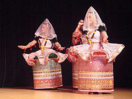 A Brief Overview of the 8 Classical Dance Forms in India