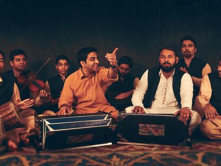 Exploring Sufi Mysticism through Qawwali