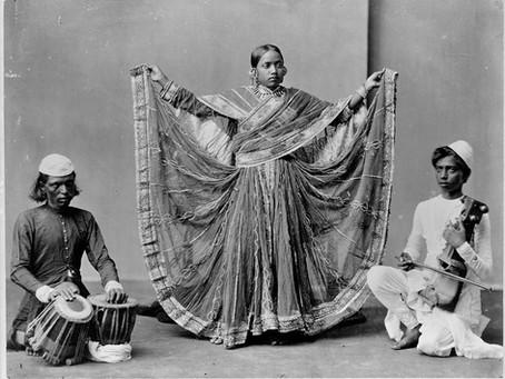 Evolution of the Devadasi System in India