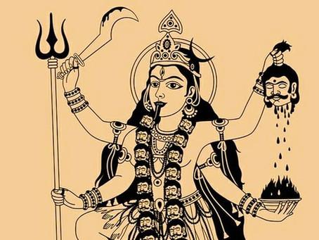 Decoding Goddess Kali