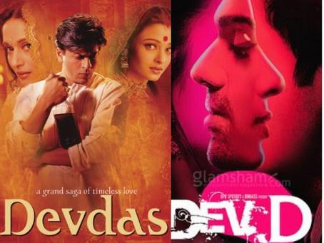 Devdas to Dev D: A Story Living Through Generations