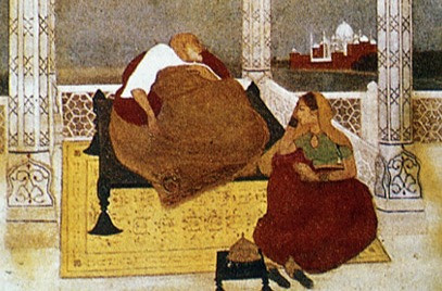 The Passing of Shah Jahan: A Tale of the Misery of Mughal Royals through Art