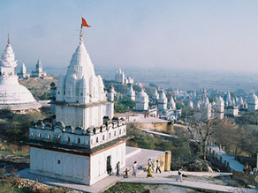 Interesting Facts About The Sonagiri Jain Temples